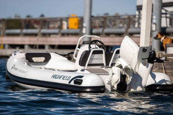 Highfield USA firma una alianza para las embarcaciones eléctricas..