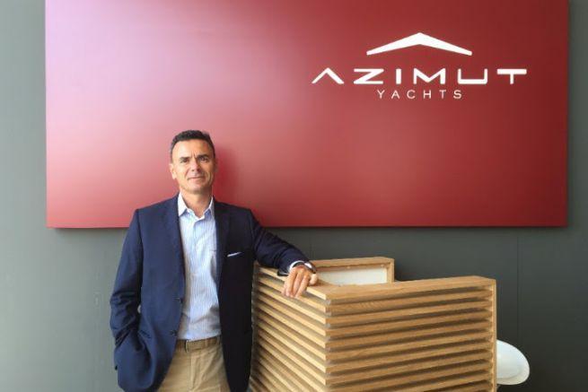 Marco Valle toma la dirección conjunta de las 2 marcas Azimut y Benetti