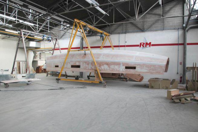 Un velero RM a cambio en Fora Marine