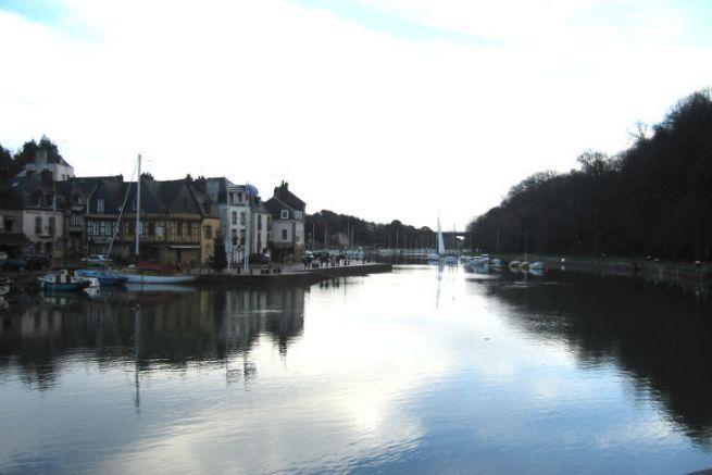 Puerto de Saint-Goustan Auray