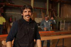 Nicolas Chanteloup, comprador del astillero Despierres