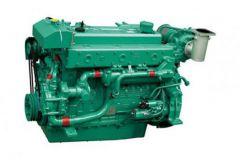 Motor marino Doosan MD196T