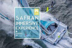 La experiencia de inmersión de Safran para la Vendée Globe