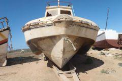 Barco abandonado