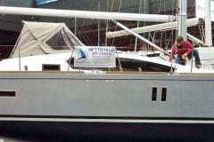 Limpieza de Kerboat en el Náutico