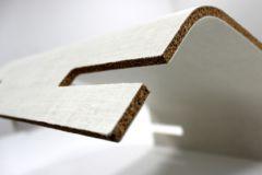 Panel de indole de FlaxComposites