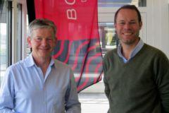 Bruno Voisard y Bruno Lescher, fundadores del Boat Club de France