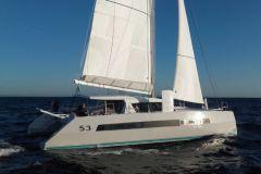 Nuevo catamarán Catana 53
