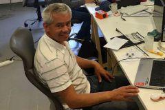 Richard Forest, co-creador de Seair