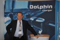 Nicolas Fata, Gerente de Ventas del Cargador de Delfines