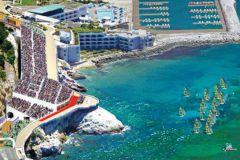 Proyecto de desarrollo de la cornisa de Marsella para las Olimpiadas de 2024