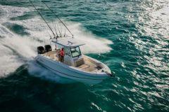 Brunswick pone a disposición del MIT un Boston Whaler 250 Outrage para la investigación en el barco autónomo