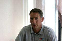 Greg Evrard, CEO de North Sails France presenta el Nordac 3Di