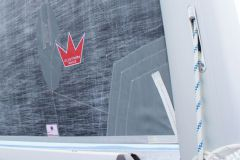 El velo de Elvstrom y su famosa corona roja