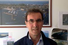Michel Le Bras, Director de la Compagnie des Ports du Morbihan