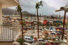San Martín después del paso del ciclón Irma