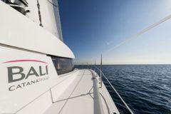 La marca de Catamaranes de Bali, motor del grupo Catana