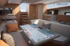 El barco conectado de Allures Yachting y Kara Technology