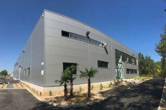 La nueva planta de Resoltech en Rousset