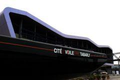 La Cité de la Voile Eric Tabarly será la sede del Foro de Regatas de Yates 2018