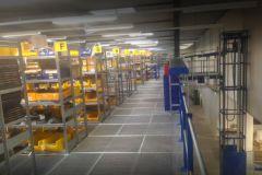 Almacén del distribuidor alemán Bukh Bremen