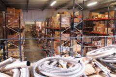 El almacén logístico de VDM-Reya