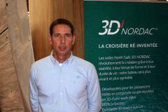 Greg Evrard, Director General de North Sails France