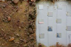 Comparación del ensuciamiento con la solución UV de Akzo Nobel y Philips