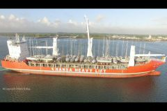 Transporte de barcos de recreo por Peters & May