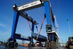 Nuevo ascensor de viaje para el puerto de Concarneau