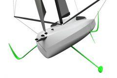 El IMOCA de Armel Tripon, diseñado por Sam Manuard y construido por Black Pepper Yachts