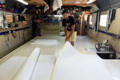 Tom Bernard, comprador de la velería Jacana