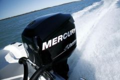 Motor marino de mercurio
