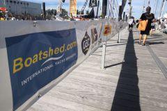 Boatshed Boatbroker se involucra en el mercado francés patrocinando la carrera de los Globos de Oro