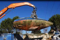 Desmantelamiento de buques, la legislación avanza