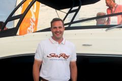 Brad Anderson, CEO de Sea Ray