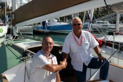 Patrick Bergeat y Antoine Carmichael relanzan los pequeños modelos de veleros Pabouk