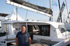 Eric Roger, Gerente Delegado de Catamaranes Aventura