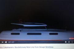 Góndola más corta y arcos de inmersión: las primeras imágenes del Exceso