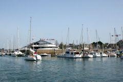 Port du Crouesty, gestionado por la Compagnie des Ports du Morbihan
