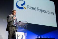 Michel Filzi, Presidente de Reed Expo