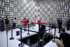 Centro de Pruebas Acústicas y de Vibración de Motores Marinos de Mercurio