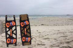 Kiteboarding de Inobo