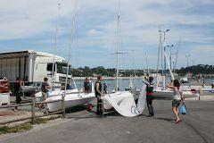 Las escuelas de vela son una alternativa ventajosa a la licencia de navegación para barcos de vela