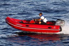 Barco hinchable Zodiac Futura