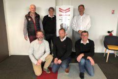 El nuevo equipo del fabricante de motores marinos Yanmar
