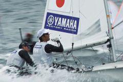470 Barco construido por Yamaha