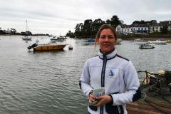 Céline Le Meur asume la dirección de la agencia Bretagne Sud - Pays de Loire de Kerboat Services