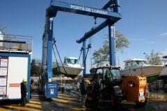 La manipulación en el puerto deportivo de Lorient