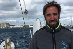 Sébastien David, fundador de Kerboat Services